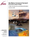 New Mexico Commercial Spaceport Economic Impact Study, december 2005