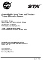 NASA: General Public Space Travel and Tourism – Volume 1 Executive Summary, mars 1998