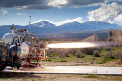 XCOR når ett antal viktiga milstolpar i utvecklingen av Lynx raketmotor