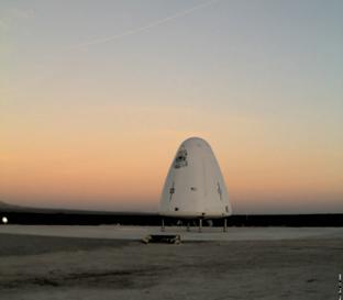 Blue Origins planer på ett rymdskepp kan få oväntad hjälp av lagstiftare
