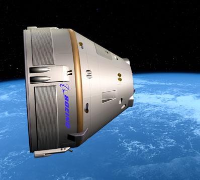Boeing vill bli nästa stora aktör inom rymdturism