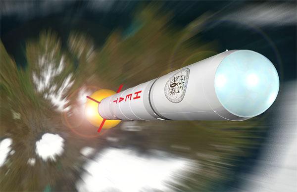 Copenhagen Suborbitals HEAT farkost