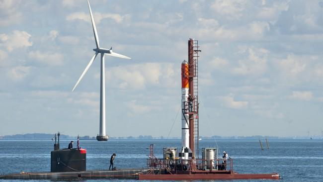 Copenhagen Suborbitals misslyckades med raketuppskjutningen