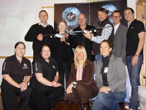 Svenska resebyråer börjar sälja resor till rymden