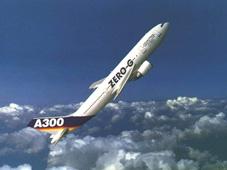 ESA zero-g flygturer