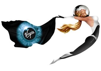 Tre korta nyheter från Virgin Galactic