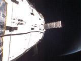 Försenad uppskjutning av den andra uppblåsbara rymdfarkosten