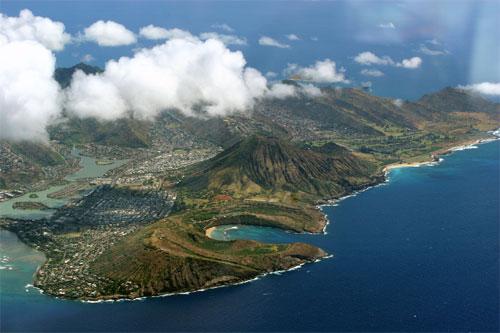 Hawaii siktar in sig på rymdturismen