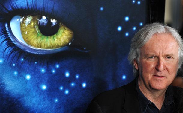 James Cameron vill spela in dokumentär i rymden