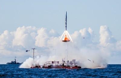 Copenhagen Suborbitals planer för 2013