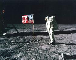 NASA ger råd till månturisten