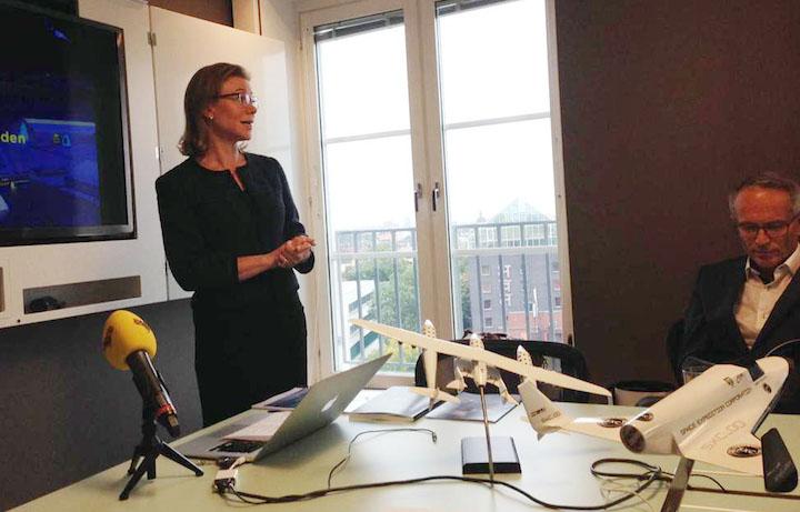 Sverige ska bli det ledande rymdturismlandet senast 2025