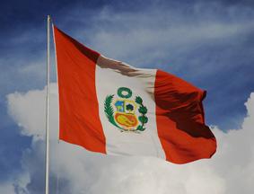 Tio peruaner vill åka ut i rymden