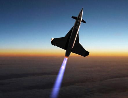 Projekt Enterprise genomför testflygningar i november