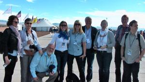 Spaceport Sweden tar plats på den globala arenan