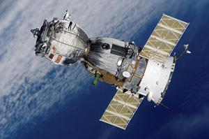 Ryssland bygger en Soyuz farkost endast för rymdturister