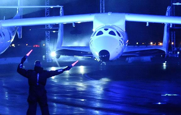 SpaceShipTwo äntligen här