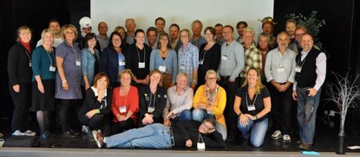 Kiruna satsar på ett Space Visitor & Science Center i samverkan med designföretaget IDEAS