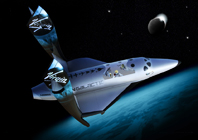 Virgin Galactics SpaceShipTwo