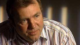 Intervju med Virgin Galactics vd Will Whitehorn