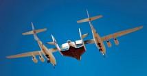 VSS Enterprise gör sin första flygtur tillsammans med VMS Eve