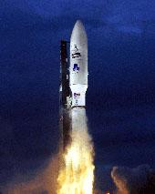 Atlas V raketen