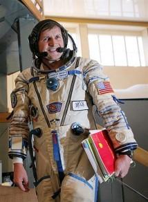 Charles Simonyi skrev historia efter en lyckad uppskjutning för sin andra rymdresa