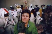 Chris Gilman, vd och grundare av Global Effects Inc.