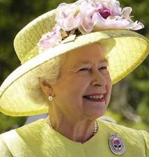 Rymdturism alltför dyrt för den engelska drottningen