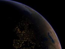 Europa om natten