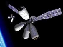 Världens första rymdhotell öppnar 2012