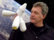 Xavier Claramunt, grundare och vd för Galactic Suite