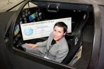 XCOR Aerospace tillkännager den första vinnaren av en rymdresa med Lynx