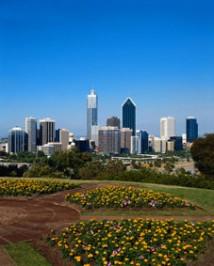 Perth - hemstad för flera rymdturister