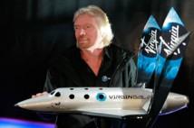 Virgin Galactic tar folk ut i rymden om 18 månader