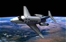 Rocketplane Global räknar med att kunna skicka iväg rymdturister 2013