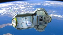Ryssar bygger första lyxhotellet i rymden