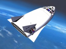 Spacefleet arbetar vidare med suborbital rymdturism