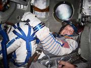 Nästa rymdturist förbereder sig för sin rymdfärd