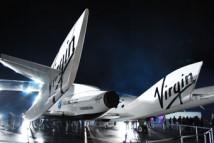 Video: SpaceShipTwo sett genom många premiärlinser