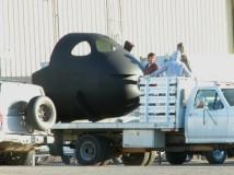 Spionbild på SpaceShipTwo