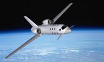 EADS Astriums suborbitala rymdfarkost