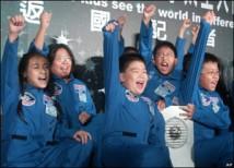 Stort intresse för rymdturism i Taiwan