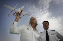Whitehorn: Biljettpriset för en resa med Virgin Galactic kommer att gå ner