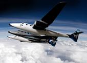Virgin Galactics moderskepp och SpaceShipTwo