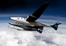 WhiteKnightTwo testflyger nästa månad