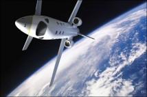 Europa ger sig in i kampen om rymdturism marknaden