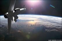 Astriums rymdskepp