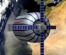 Bigelow presenterar sina planer för rymdhotell