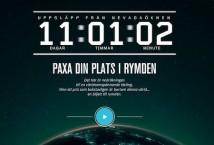 KLM startar en tävling om en resa ut i rymden